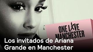 Ariana Grande regresa a Manchester con Justin Bieber, Coldplay, y más  - Noticias con Karla Iberia