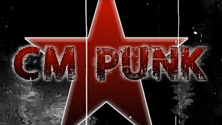 ►CM Punk Custom Titantron V2/ Cult Of Personality/ 2018►