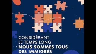 L'immigration, loin des idées reçues | Manifeste du Muséum. Migrations