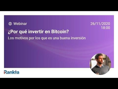Adolfo Contreras, profesor en escuelas de negocio e investigador sobre Bitcoin te explicará en este webinar qué es el Bitcoin y por qué deberías invertir en esta criptomoneda.