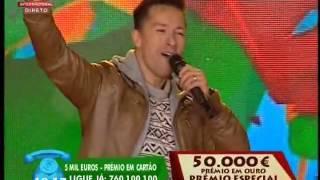 """Dueto RICARDO & HENRIQUE """"Ressaca de amor"""" em S.João da Pesqueira (Portugal em festa) Contactos"""