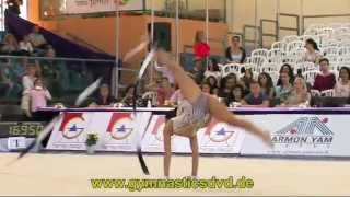Grand Prix Holon 2014   13   Varvara FILIOU   GRE