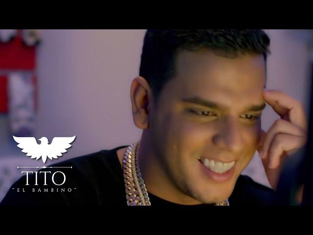 """Video oficial de Tito """"El Bambino"""" El Patron feat. Nicky Jam- Adicto a tus redes"""