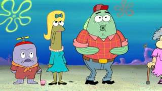 SpongeBob SquarePants - Plankton insults family