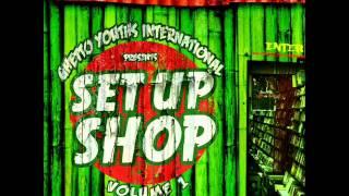 Comfortable -- Jo Mersa ( SET UP SHOP VOLUME 1- Track 10)
