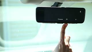 Subaru Ascent Full Display Mirror HomeLink Training for Garage Doors video poster