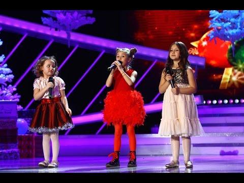 """Sofia Isaccea, Giulia Danca și Sofia Maria Ciobanu cântă """"Jingle Bells"""", Next Star"""