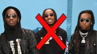 This Is Why Quavo Is Leaving The Migos... width=