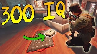 100 IQ vs 300 IQ Players - Rainbow Six Siege: Wind Bastion