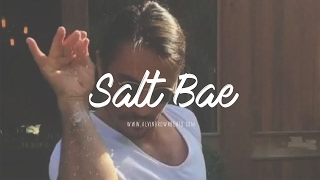 "[ FREE ] Justin Bieber ✘ Drake ✘ Dj Snake Type Beat 2o17 "" Salt Bae "" (Prod. By Alvin Brown Beats)"