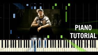 Eminem - Like Toy Soldiers - Piano Tutorial / Cover - Synthesia