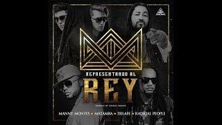REPRESENTANDO AL REY - DE LA FE feat MANNY MONTES, MATAMBA y RADIKAL PEOPLE ( Video Oficial )
