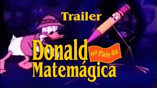 Trailer | Donald no País da Matemágica - Abril Vídeo