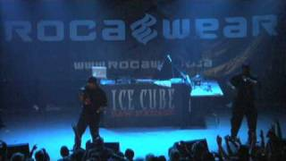 Ice Cube, WC & DJ Crazy Toones