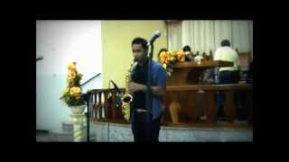 Agnus Dei - Saxofonista Lucas Mota - Gospel