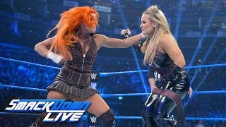 Becky Lynch vs. Natalya: SmackDown LIVE, May 9, 2017