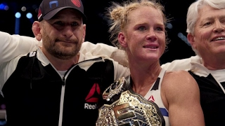 UFC 208: Holly Holm - Making History