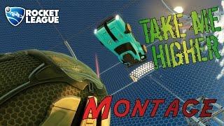 Rocket League   Take me Higher   [RBTV] Romero