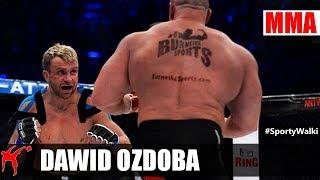 Dawid Ozdoba: Tymoteusz Świątek wraca do MMA