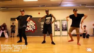 "Koharu Sugawara ""The One"" by Mary J. Blige ft. Drake (Choreography) | Summer Drop 2012"