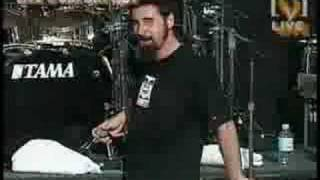 System Of A Down - Sugar [Live @ Big Day Out 2002]
