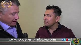 """Marco A. Barrera define el """"Mexican Style"""" opina de Canelo y nos dice cual fue su momento más alto."""