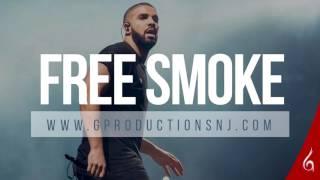 Drake - Free Smoke (Instrumental) - Re-Prod. by G Productions