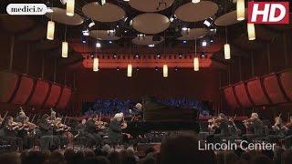 Richard Goode - Piano Concerto No. 12 - Mozart (Mostly Mozart Festival 2016)