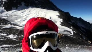 Ilina Arsova Mount Everest