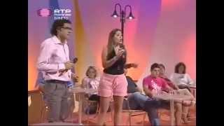 Sandra & Ricardo na RTP Madeira- 2014-07-22 QUIZAS QUIZAS QUIZAS
