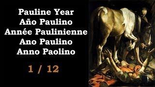 Saint Paul: To Live in Christ / San Pablo: vivir en Cristo
