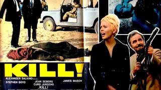 (Italy 1971) Berto Pisano & Jacques Chaumont - Kill!