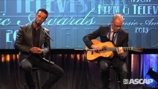 """Jack Wall & Kamar de los Reyes - """"Niño Precioso"""" at the 2013 ASCAP Film & TV Awards"""