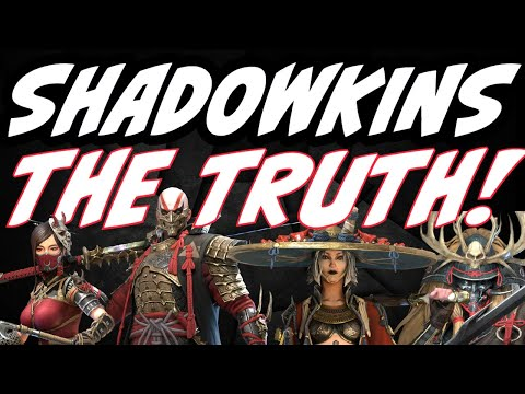 Shadowkins the truth breakdown! 300iq Raid Shadow Legends