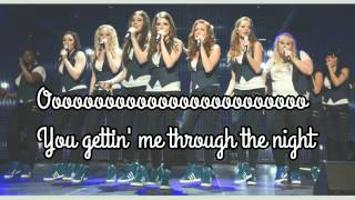 Pitch Perfect 2 Flashlight (Worldchampion lyrics)