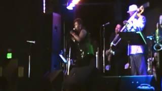 Sista Soul with Sammy Mayfield at Roxy Denver