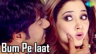 Bum Pe Laat Official New Song Video   Himmatwala [2013]   Ajay Devgn   Tamannaah