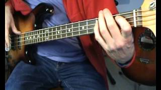 Simply Red - Sunrise - Bass Cover