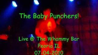 BabyPunchers - Just Pull It Out (live)