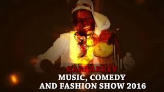 Karkarkey music comedy and fashion show 2017