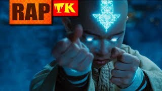 Rap do Aang (Avatar) // O Ultimo Mestre Do Ar // TK RAPS