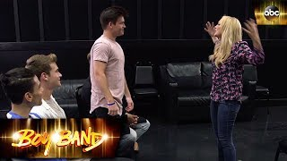 Undivided Get Some Advice from Emma Bunton - Clip | Boy Band