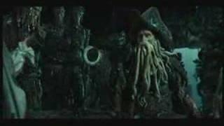 Davy Jones- DELETED SCENES