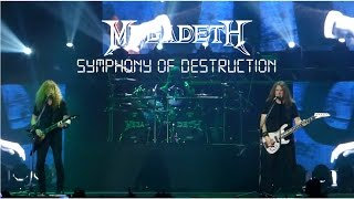 Megadeth - Symphony of Destruction (Kuala Lumpur, May 4)