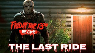 Friday the 13th : The Game - The Last Ride feat. Jihad