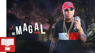 MC Magal - Caminhada Sinistra (Lyric Vídeo) DJ RB