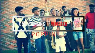 G&G Youngins Ft Li TB- Poppin (Official Music Video)