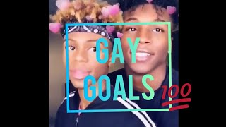 GAY COUPLE GOALS (PART 1)