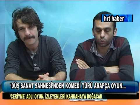 'DÜŞ SANAT SAHNESİ'NDEN KOMEDİ TÜRÜ ARAPÇA OYUN...
