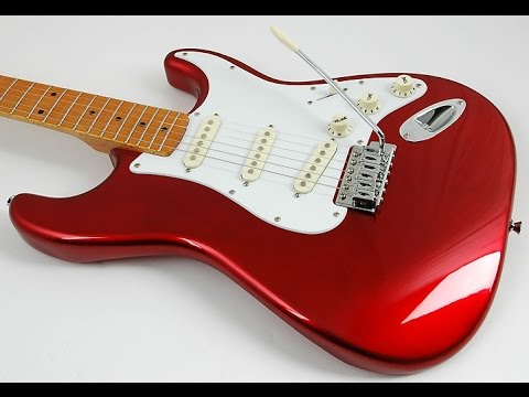 secret-machines-the-walls-are-starting-to-crack-guitar-2008-red-reducer